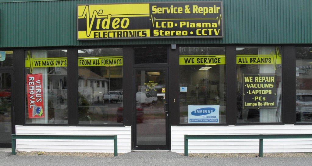 Video Electronics Repair Reading MA - Video Transfer